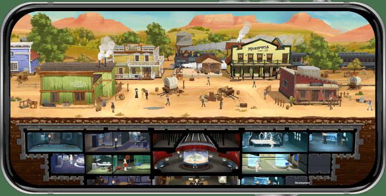 westworld mobilni hra