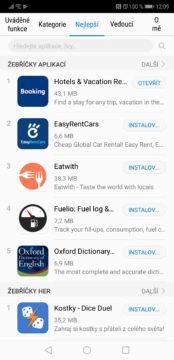 Huawei AppGallery obchod s aplikacemi (2)