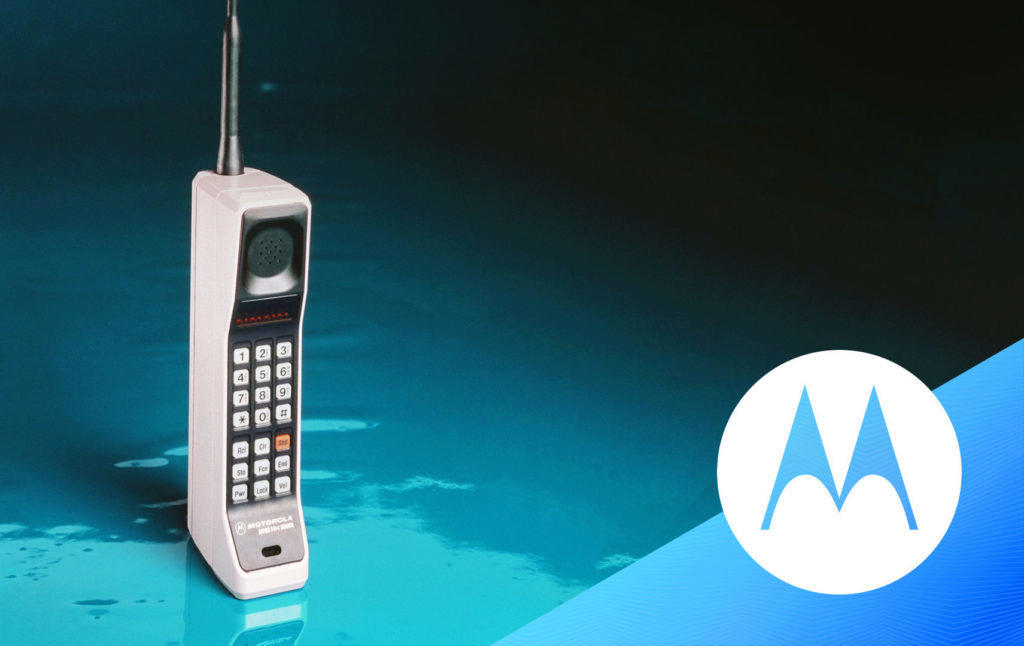 Motorola 45 let mobilni telefony
