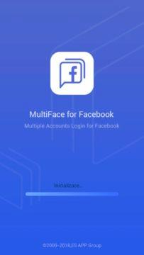 MultiFace for Facebook