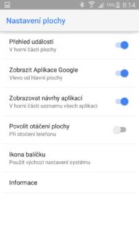 Pixel Launcher starsi telefony android go (3)