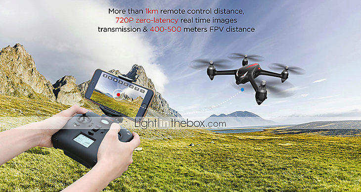 RC Drone MJX B2W-cinske zbozi