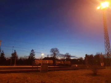 Samsung Galaxy S9 foto obloha