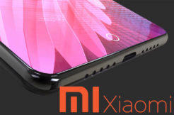 Xiaomi Mi 7 ilustracni foto