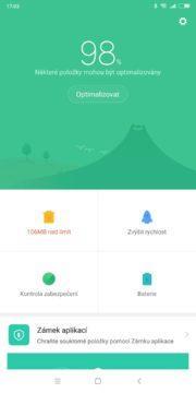 Xiaomi Redmi 5 Plus-recenze-system MIUI-7