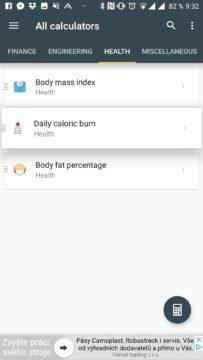 Zdraví a tělo