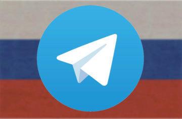 Boj o aplikaci Telegram se vyostřuje: Rusko ve velkém blokuje IP adresy Googlu i Amazonu