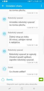 chat samsung smarthome