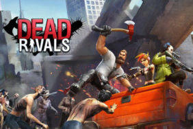dead rivals zombie mmorpg android