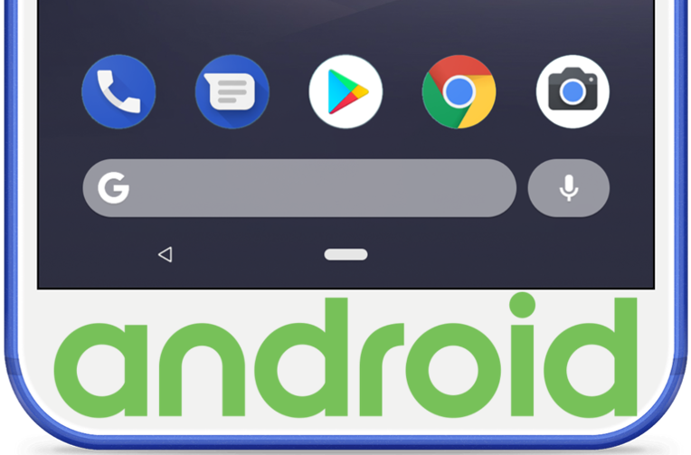 designove zmeny android p