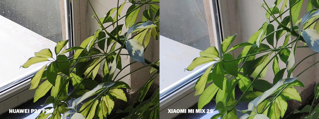 fototest xiaomi mi mix 2S kytice detail