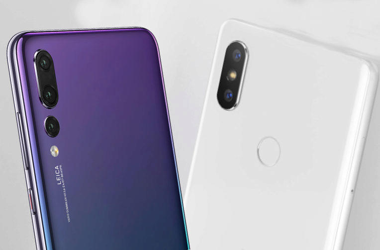 fototest xiaomi mi mix 2S vs huawei p20 pro