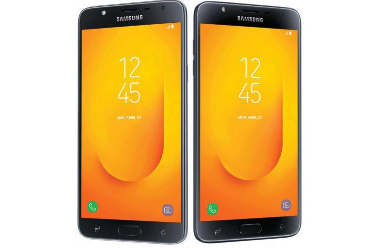 galaxy j7 duo telefon