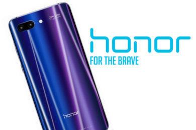 honor 10 telefon