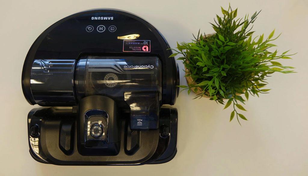 inteligentni vysavac samsung powerbot design
