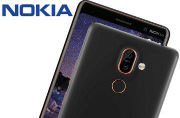 Mobily Nokia 7 plus a 6.1 vstupují na český trh: Sází na skvělý poměr cena/výkon