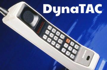 Mobilní telefony slaví 45. výročí: Víte, která společnost vyrobila první mobil?