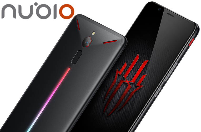 nubia red magic herni telefon