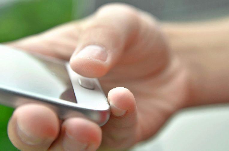 otisky prstu heslo web