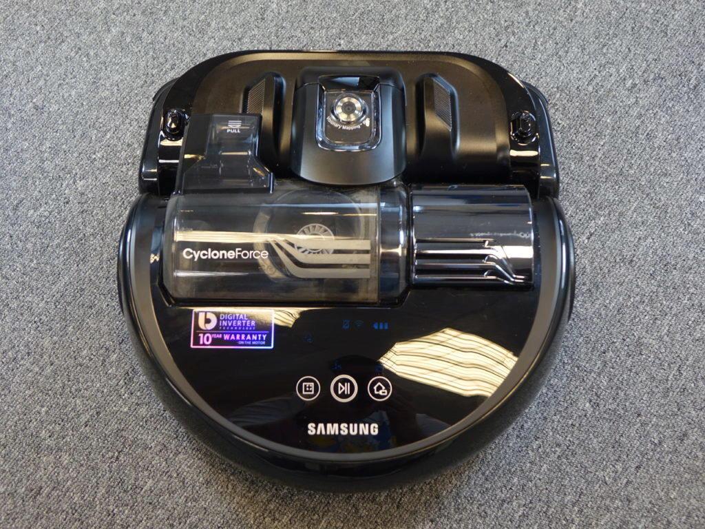 roboticky vysavac samsung obsah baleni