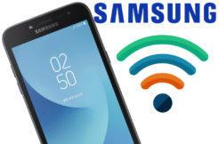 samsung j2 pro chytry telefon wifi internet