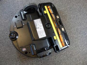 spodni strana samsung powerbor VR9300
