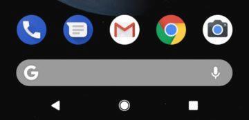starsi vyhledavaci lista pixel launcher