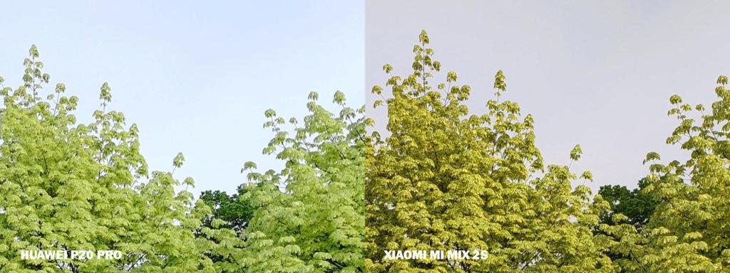 stromy xiaomi mi mix 2S fototest
