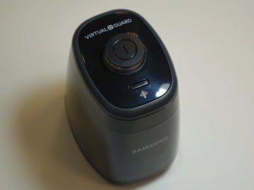 virtual guard samsung powerbot VR9300