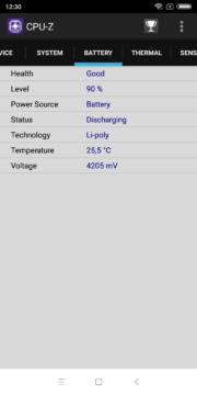 xiaomi redmi s2 baterie