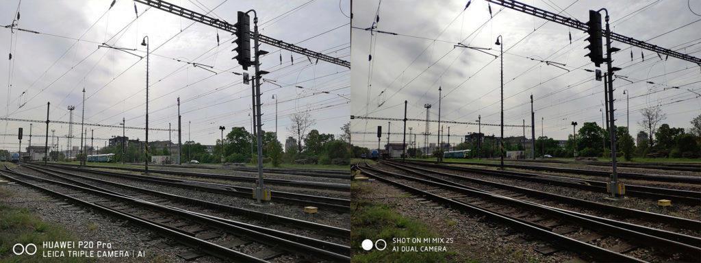 zeleznice fototest xiaomi vs huawei
