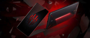 zte nubia red magic cena
