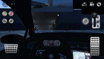 Řízení z pohledu řidiče Real Car Parking 2