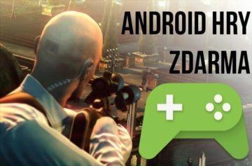 10 placených Android her můžete nyní stahovat zdarma (po omezenou dobu)