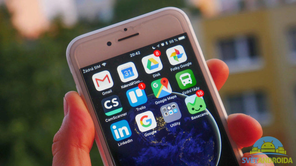 Android vs. iOS (3 of 5)