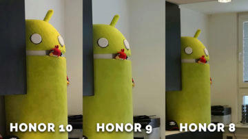 Fototest honoru 8 9 10 - android