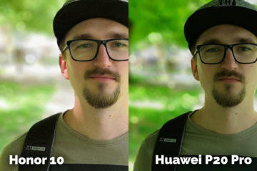 fototest Honor 10 vs Huawei P20 Pro portret detail