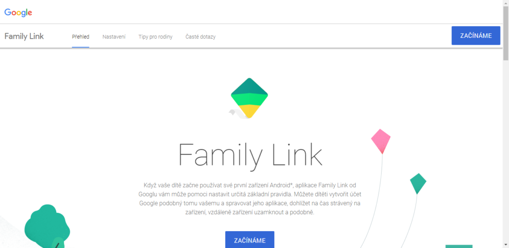 Již déle než rok existuje služba Google Family Link