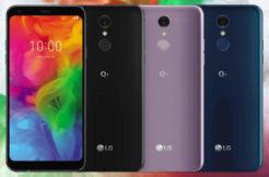 LG Q7 plus predstaveni