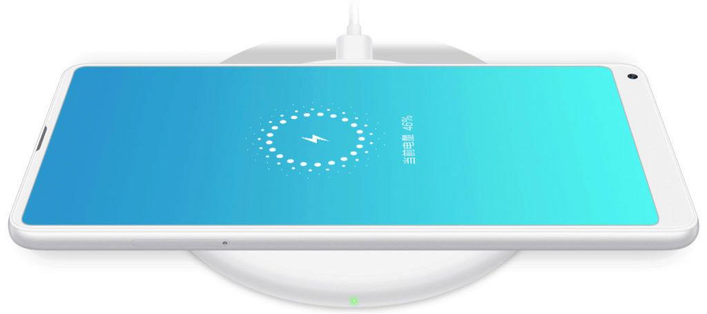 Mi Mix 2S je prvni Xiaomi telefon s bezdratovym nabijenim