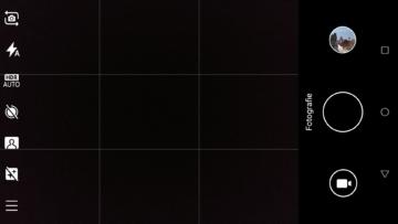 Nokia 6.1 fotoaplikace