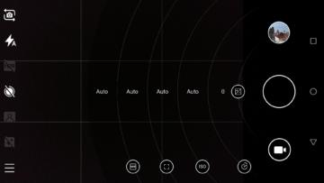 Nokia 6.1 fotografovani aplikace