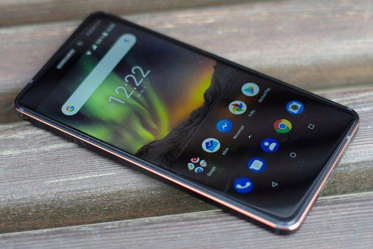 Nokia 6.1 recenze