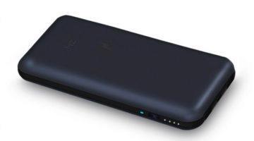 Powerbanka Xiaomi ZMI 20000 mAh se do plesové kabelky nehodí