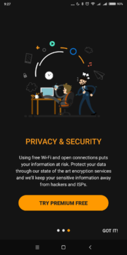 Průvodce - soukromí VPNhub
