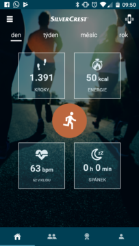 Silvercrest Fitness android