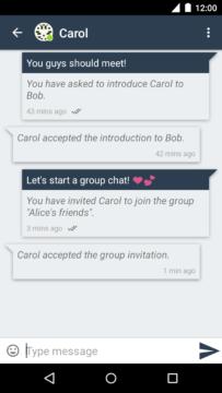 Skupinový chat