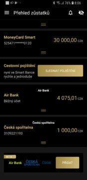Smart Banka multibanking moneta