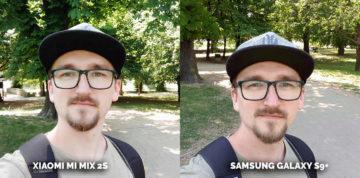 Jak fotí Xiaomi Mi Mix 2S? selfie kamera