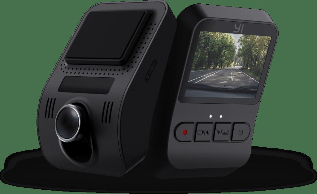 YI Mini Dash Camera-cinske zbozi